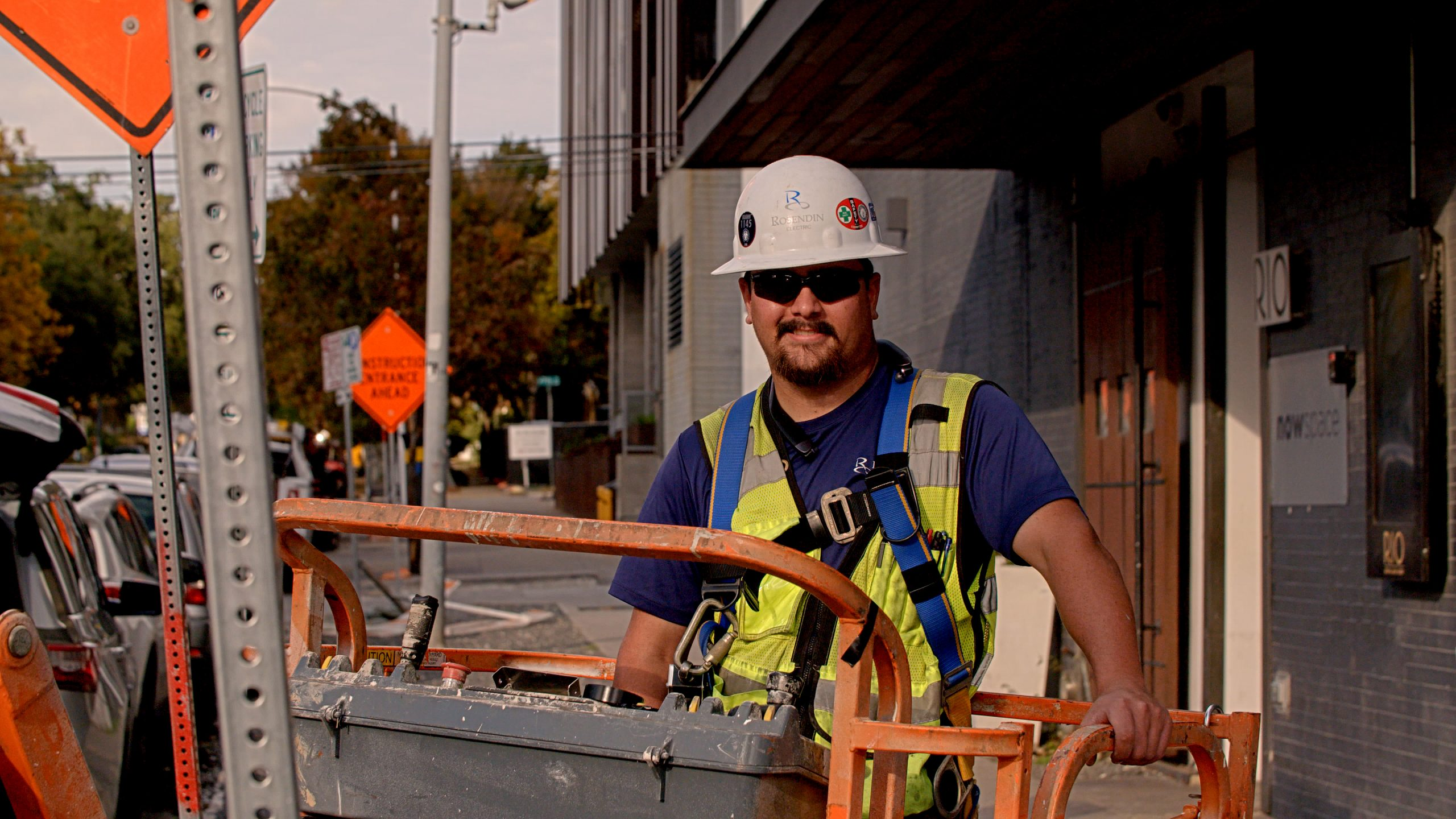 IBEW Local 520 - Electrical Worker - Jobsite