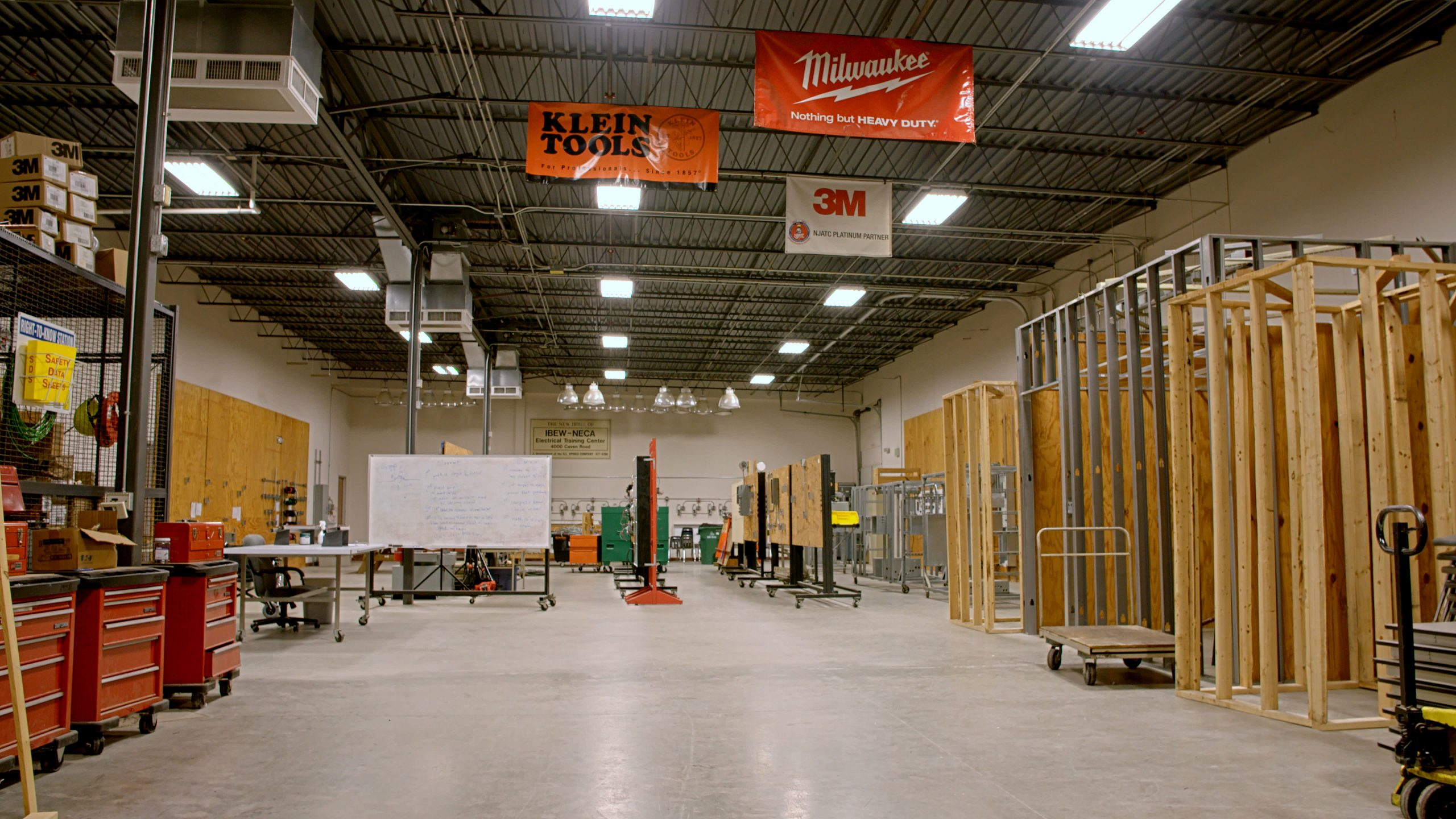 IBEW Local 520 - Training Center - Apprenticeship