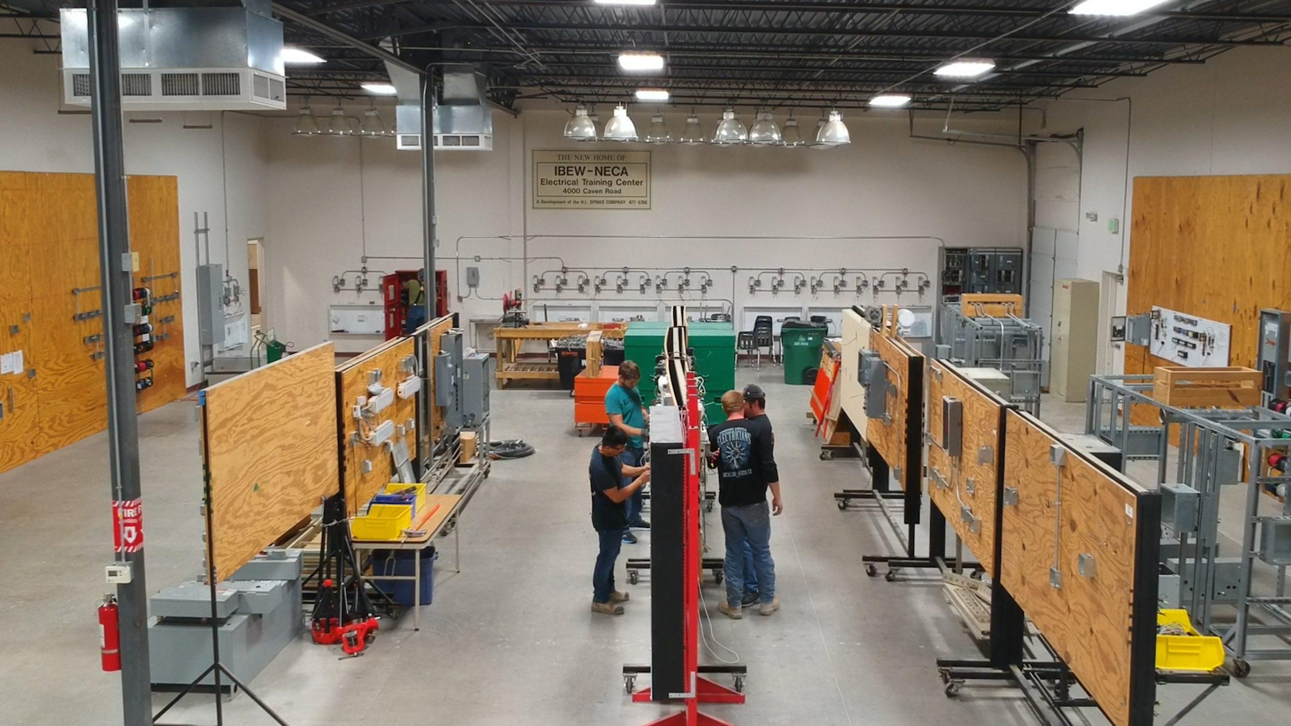 IBEW Local 520 - Electricians - Apprenticeship