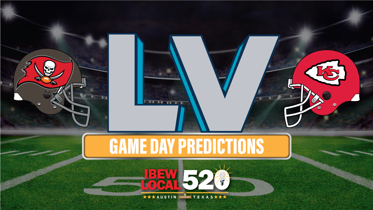 IBEW520-Game Day Prediction Contests