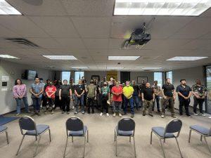 IBEW 520 - May meeting